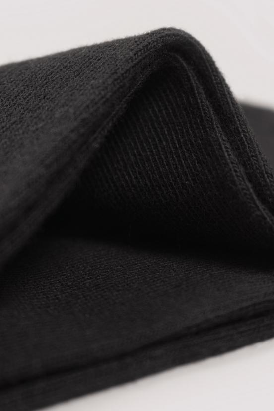 3 Pairs of Black Socks Pack