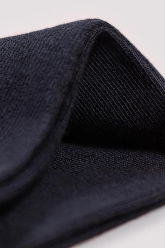 Navy Blue Pair of Socks