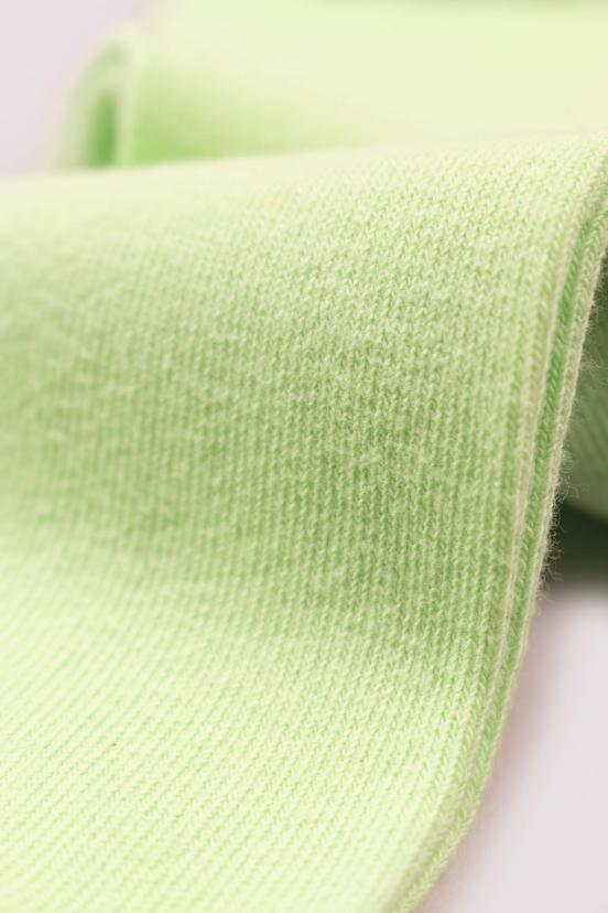 5 Pairs of Green Socks Pack