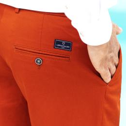 LePantalon, bermuda orange